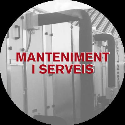 Manteniment-serveis
